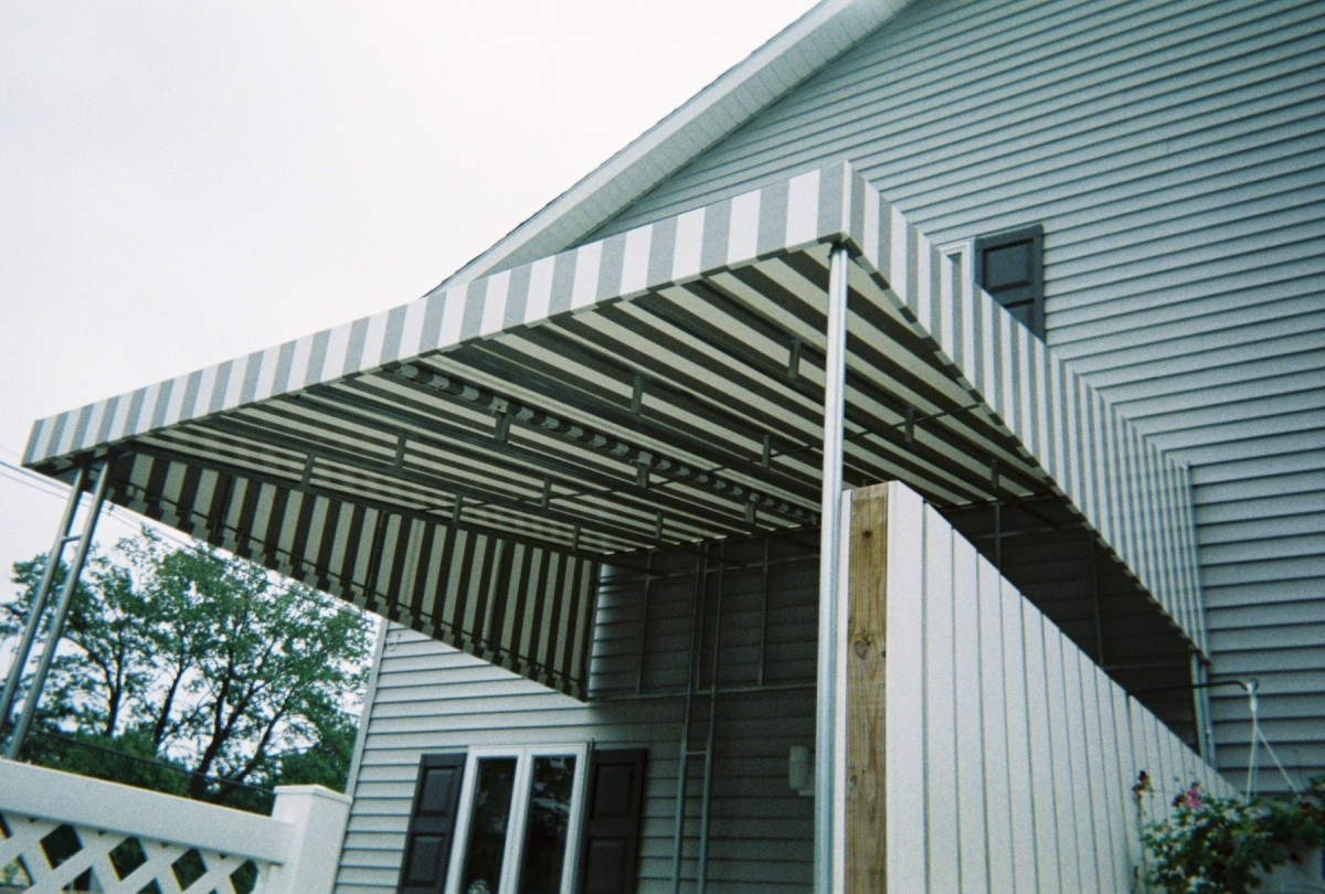 Various Residential Awnings